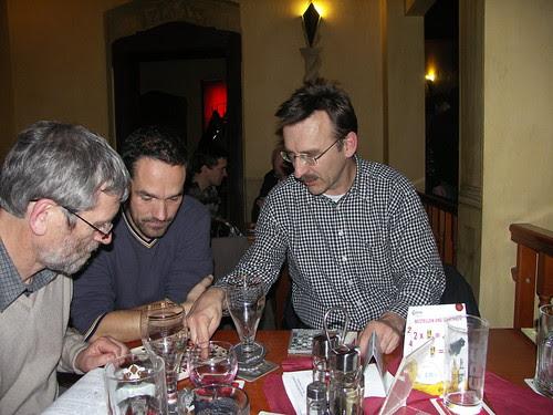 Gunter Jordan, Frank Richter, Norbert Geissler