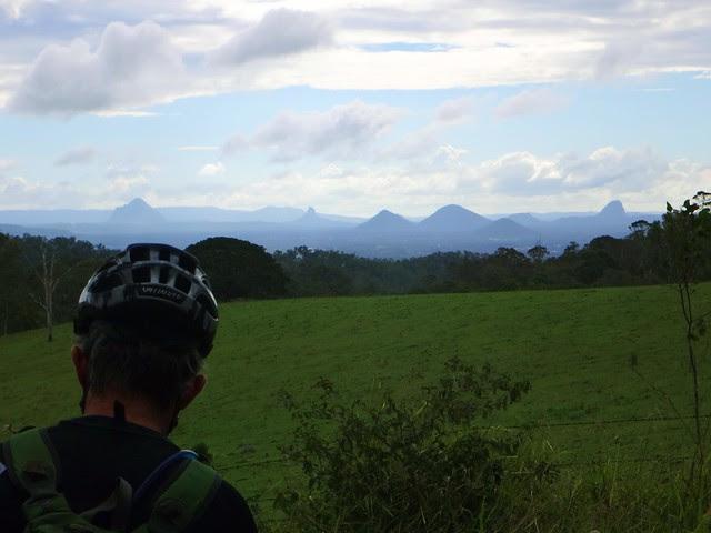 The Glasshouse Mountains