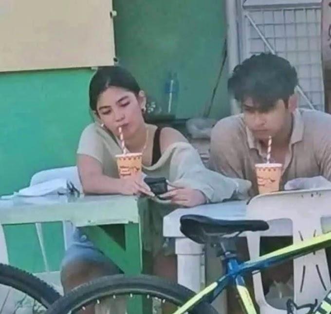 Is Devon Seron's sister reacting to Heaven Peralejo-Kiko Estrada viral Boracay photos?