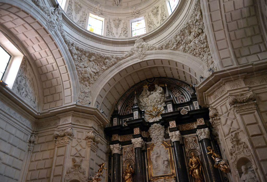 Capella de la Comunió, cocatedral de sant Nicolau, Alacant.JPG