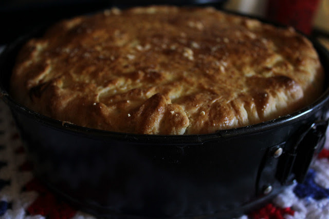 Italian Sausage Pie