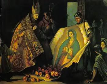 Aparicion de Guadalupe