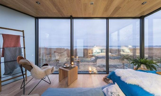 Ένα όμορφο δωμάτιο που τοποθετείται παντού (Video)