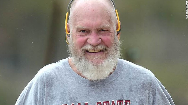 TV host David Letterman retired from his longtime late-night show in May 2015. Ten months later Letterman, heavily bearded and bald, is nearly unrecognizable jogging in the Caribbean island of St. Bart's. Here are other celebrities who have dramatically changed their look.