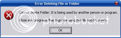archivo bloqueado
