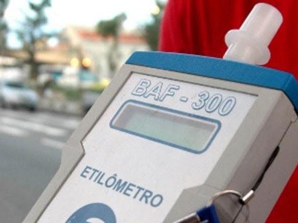 Operação Lei Seca fiscaliza também rotas de fuga de motoristas sob efeito de álcool