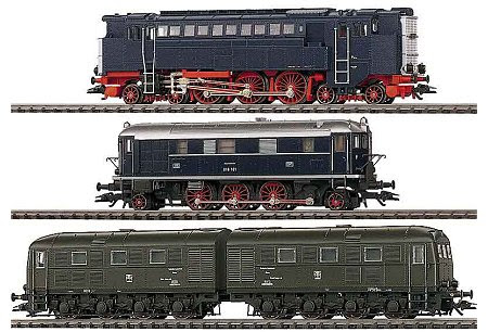 Comboios eléctricos