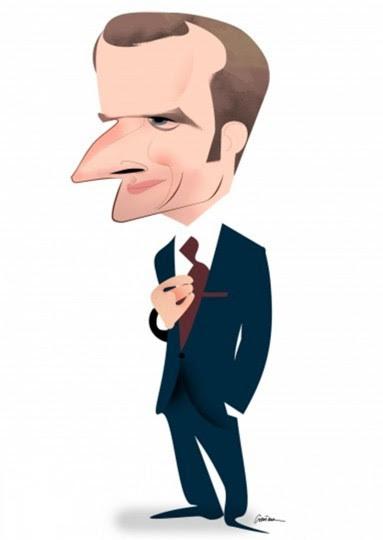 <p>Emmanuel Macron, presidente de Francia.</p>