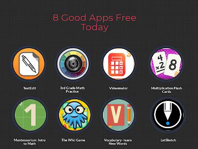8 Good iPad Apps Free Today