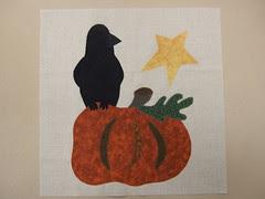 Pauline's Crow block