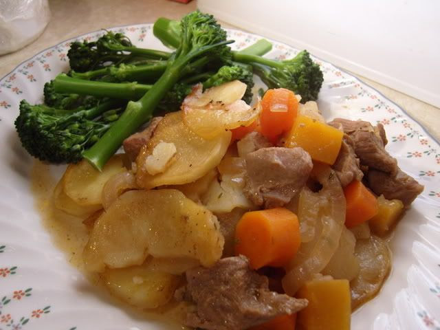 The English KitchenLancashire Hot Pot
