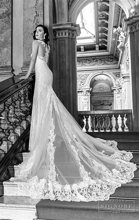 Maison Signore Exquisite Made in Italy Wedding Dresses