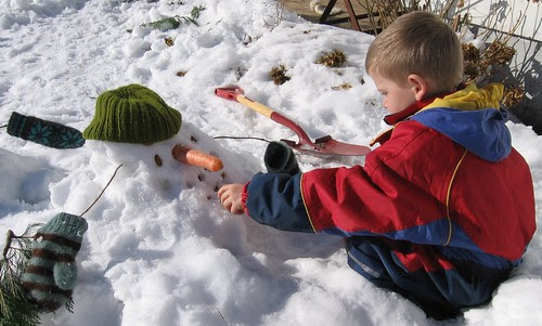 Snømann 3