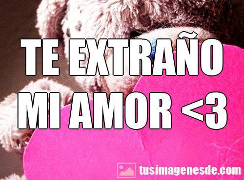 Imagenes De Te Extrano Mi Amor Imagenes