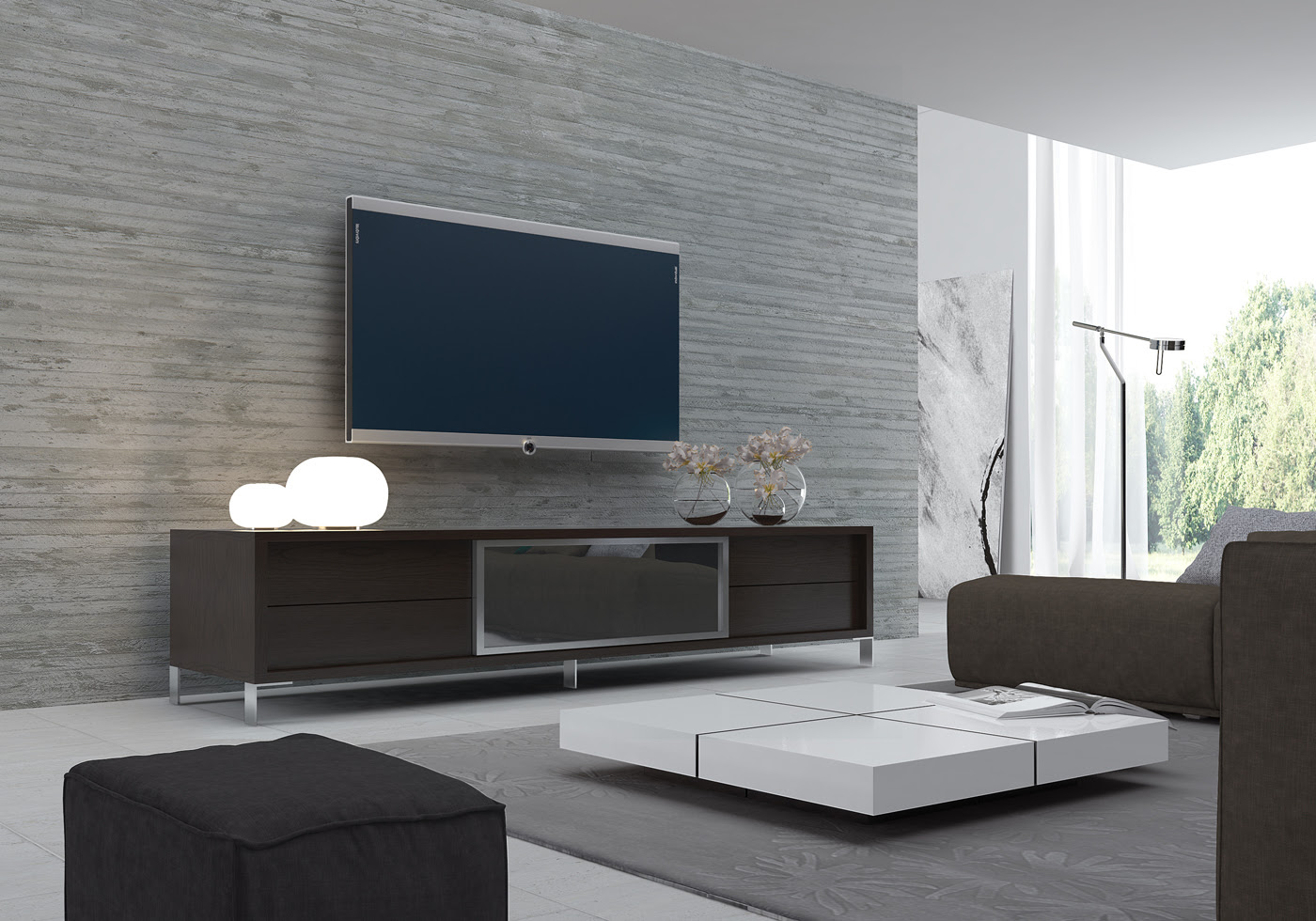 tv stand and coffee table set 15