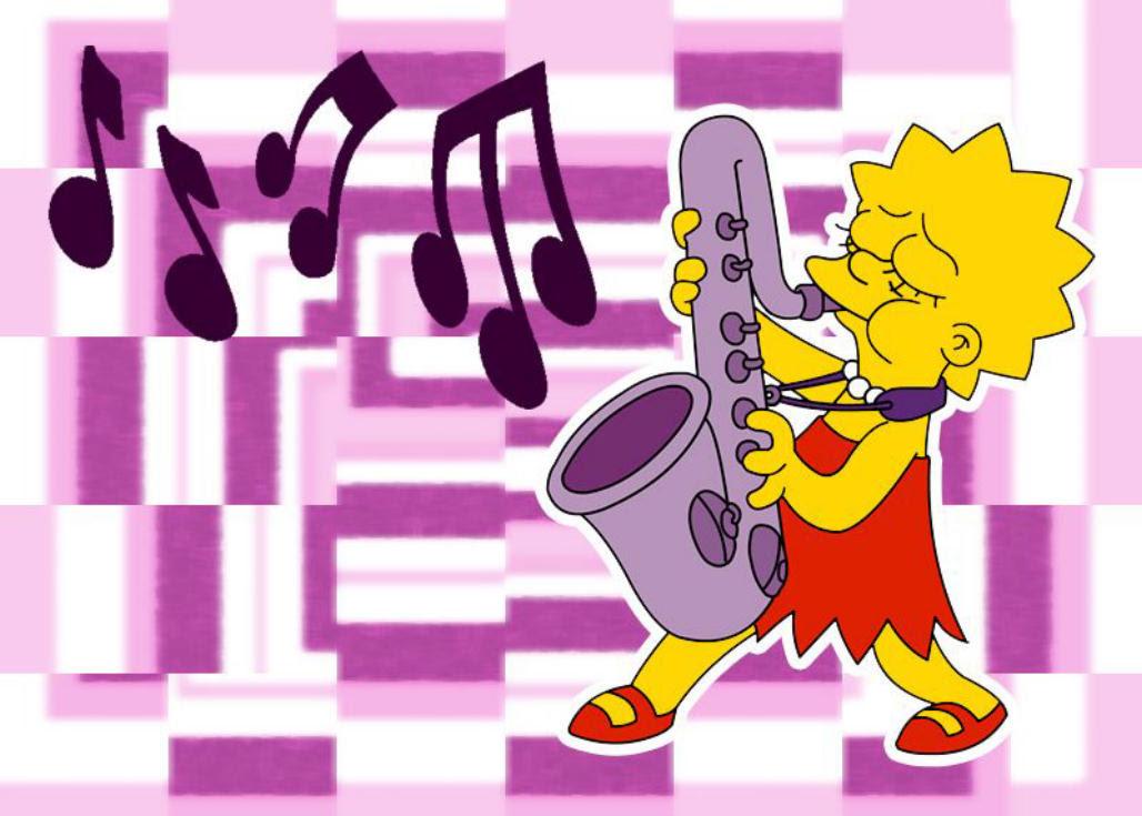 Lisa Simpson Wallpaper