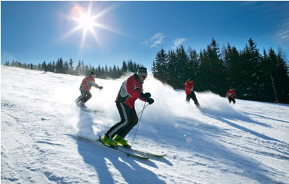 На ски в Австрия