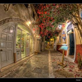 Crete - Rethymnon Streets by Pawel Tomaszewicz (PawelTomaszewicz) on 500px.com