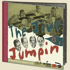 SwingInn Radio THE JIVE IS JUMPIN' /Swingology