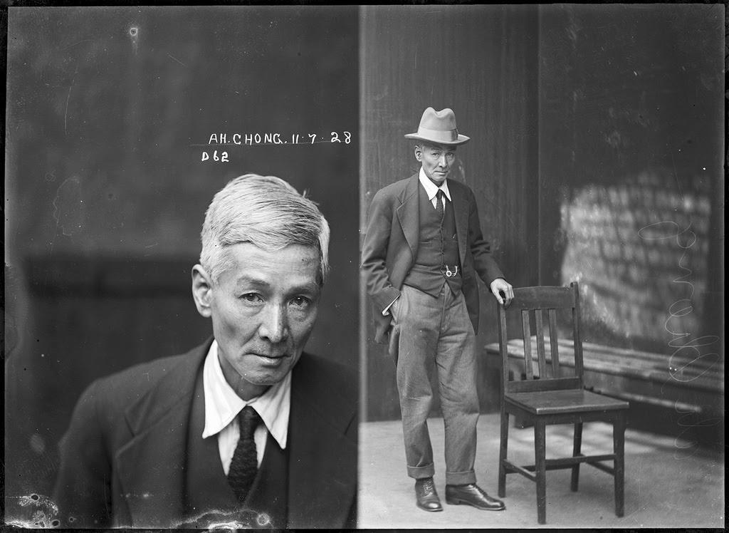 photo police sydney australie mugshot 1920 32 Portraits de criminels australiens dans les années 1920  photo photographie histoire featured art
