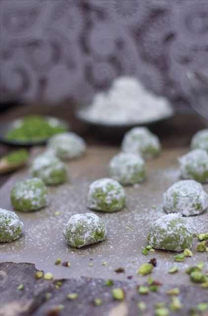wring your ears out almost how adept dark-green tea is for yous Russian Green Tea, Tea Cookies