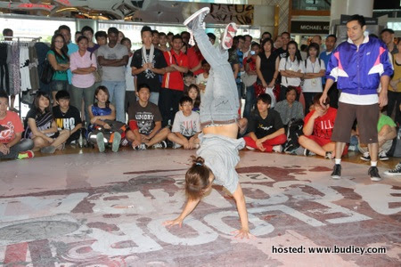 Malaysia's Biggest 3-on-3 B-Boy Competition