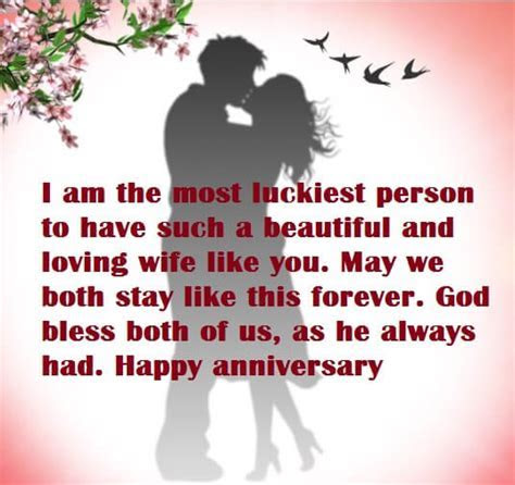 Marriage Anniversary Wishes Messages to Wife   Best Wishes
