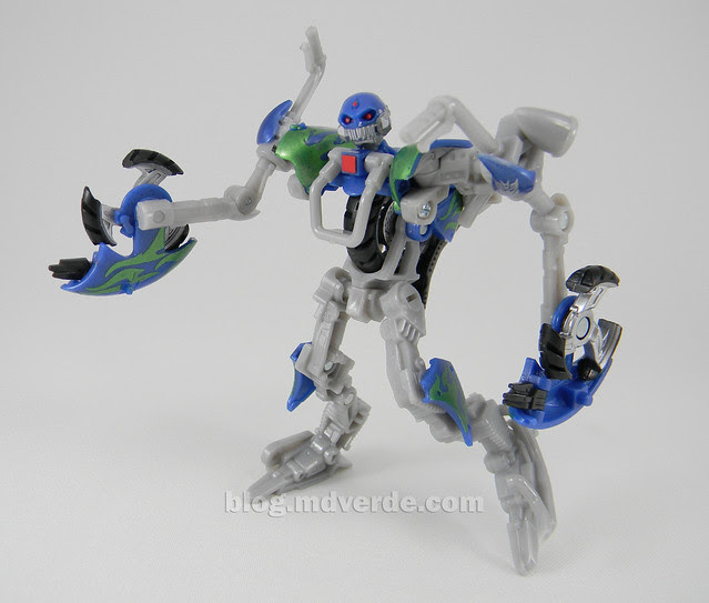 Transformers Brimstone Hunt for the Decepticons Scout - modo robot