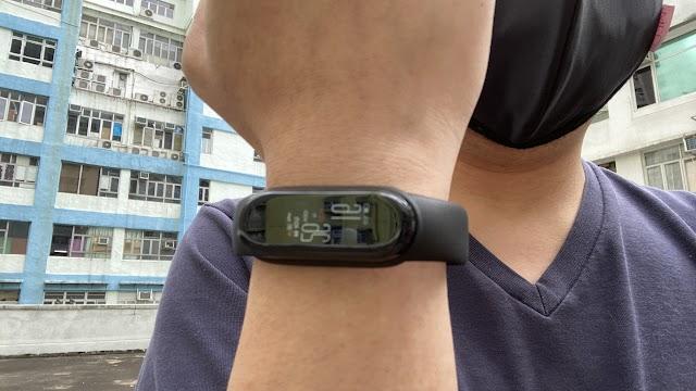 【聖誕節優惠】Aiyo0o 智能手錶 有齊監測及訊息提示功能 特價 HK$99