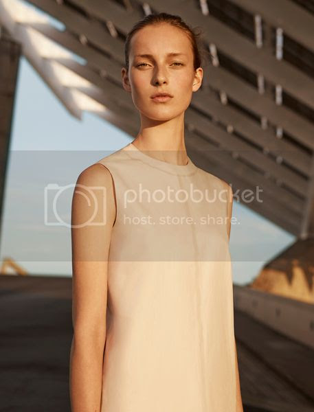 Cos spring summer 2015 womens campaign