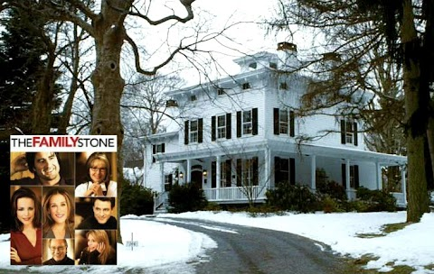 Where Was The Family Stone Filmed