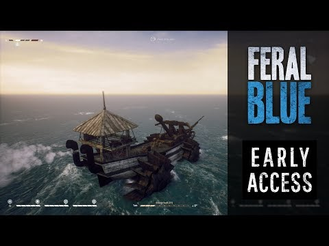 Feral Blue Review | Story | Gameplay