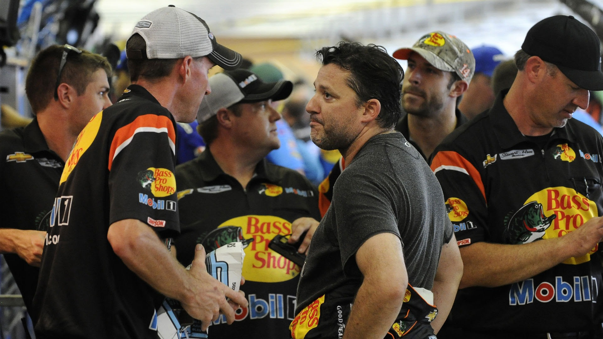 Tony Stewart Returns to Racing After Crash That Killed Fellow Driver