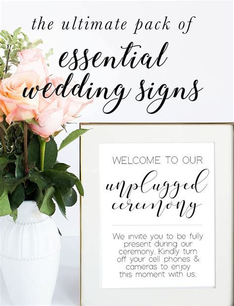 Best 25  Reserved wedding signs ideas on Pinterest
