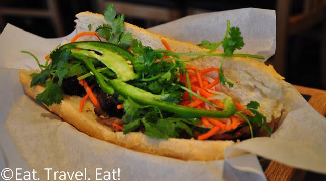 Golden Deli- San Gabriel, CA: Banh Mi (Grilled Pork Sandwich)