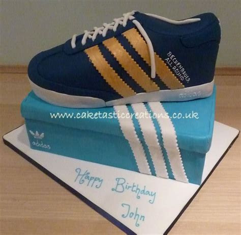 Adidas Trainer Cake   Cakes   Pinterest   Adidas, Trainers