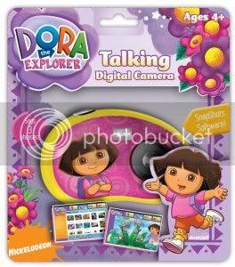 Dora, Talking Camera
