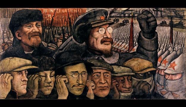 El Mmdr Presenta La Huella De Diego Rivera Que Eua Quiso Borrar