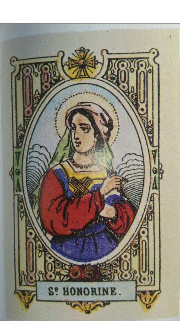Sainte Honorine, dans Le Petit Livre des Saints, Éditions du Chêne, tome 2, 2011, p. 95.