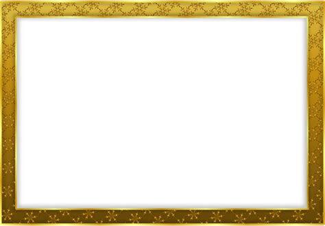 gold frame  png image  transparent png