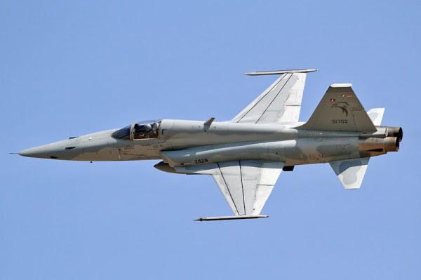 F-5E (Imagen: RTAF)