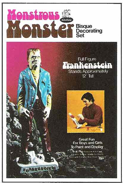 click on rapco frankenstein to see the 1975 catalog