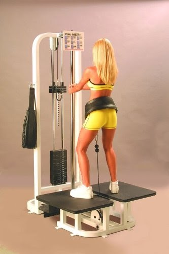 Maxicam Pole Squat Home Fitness And Gym Machines