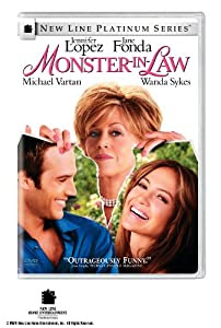 """Cover of """"Monster-in-Law (New Line Platin..."""