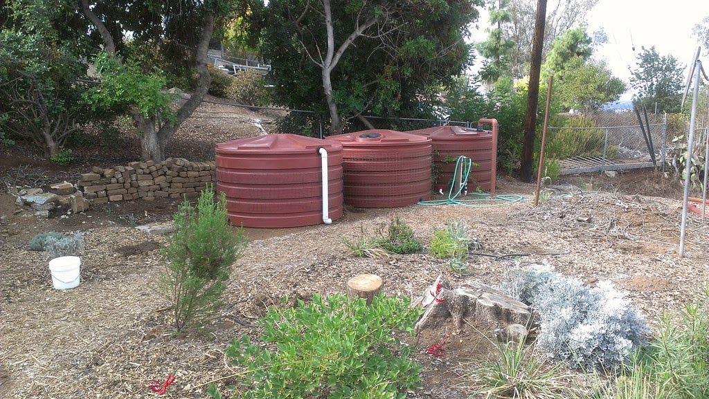 Rain Water Systems Making Rain Tanks Almost