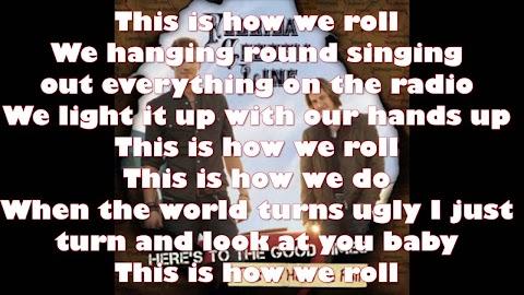 Florida Georgia This Is How We Roll Lyrics