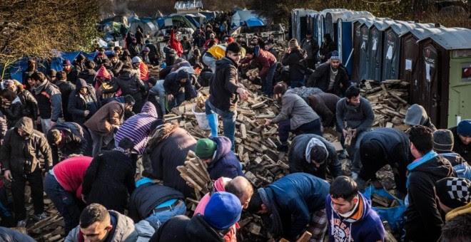 Barcelona llama a la ciudadanía a reclamar los derechos de las personas refugiadas- Fotomovimiento