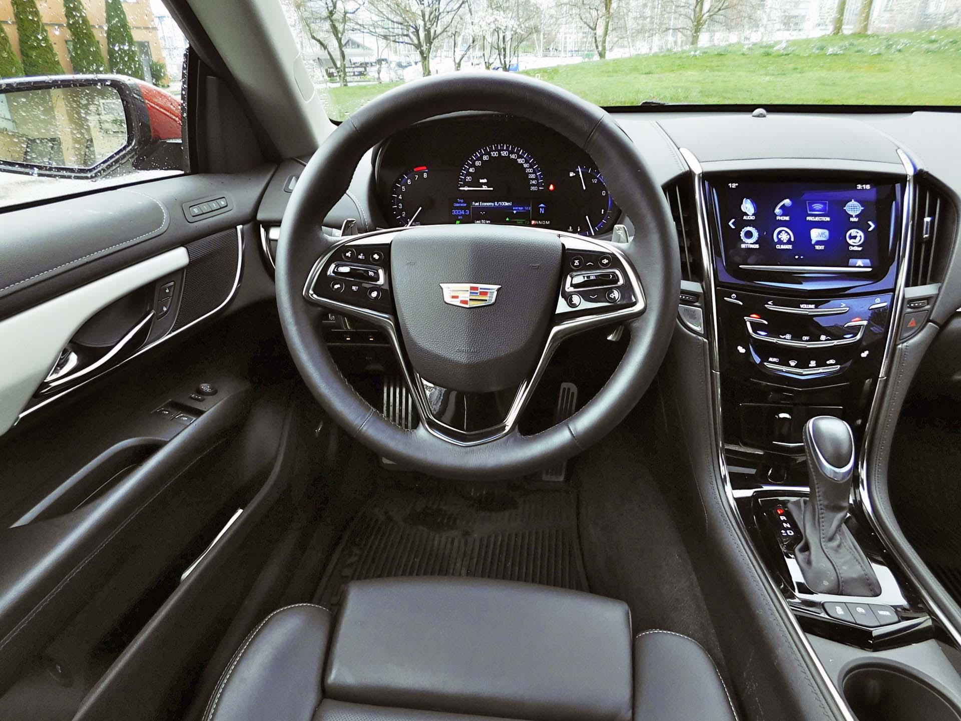 2016 Cadillac ATS-4 Coupe 2.0T AWD Performance - Autos.ca