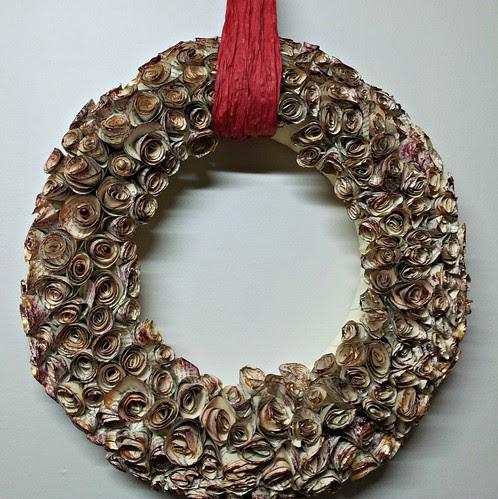 spiral-rose-book-page-wreath