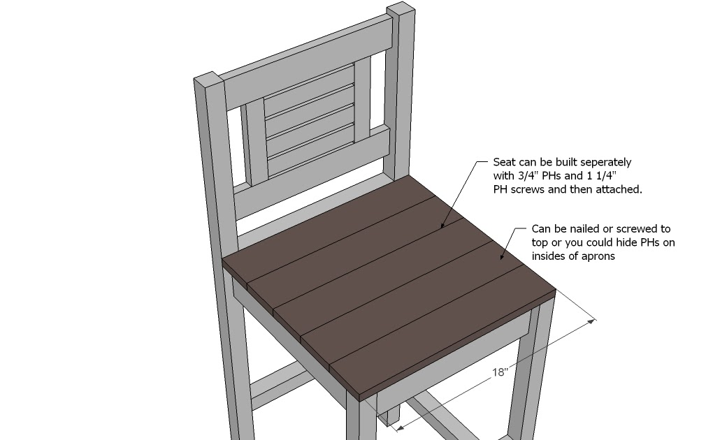 Woodworking Plans Step Stool Chair Bikal
